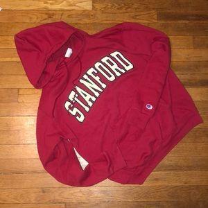Medium champion Stanford hoodie